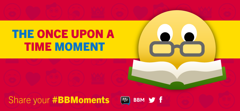 #BBMoments – BBM video bedtime stories #FTW [Weekly Feature]