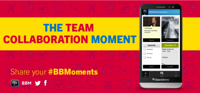 BBM Moment