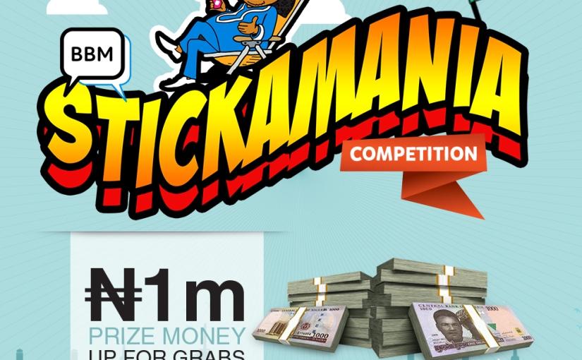 BBM Sticker Design Contest Now Open inNigeria