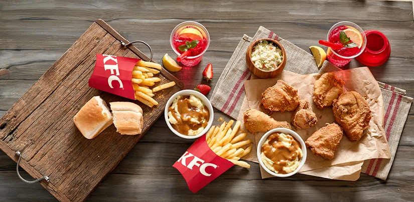 Hey South Africa, Subscribe to the KFC Channel for a R40 SavingsVoucher!