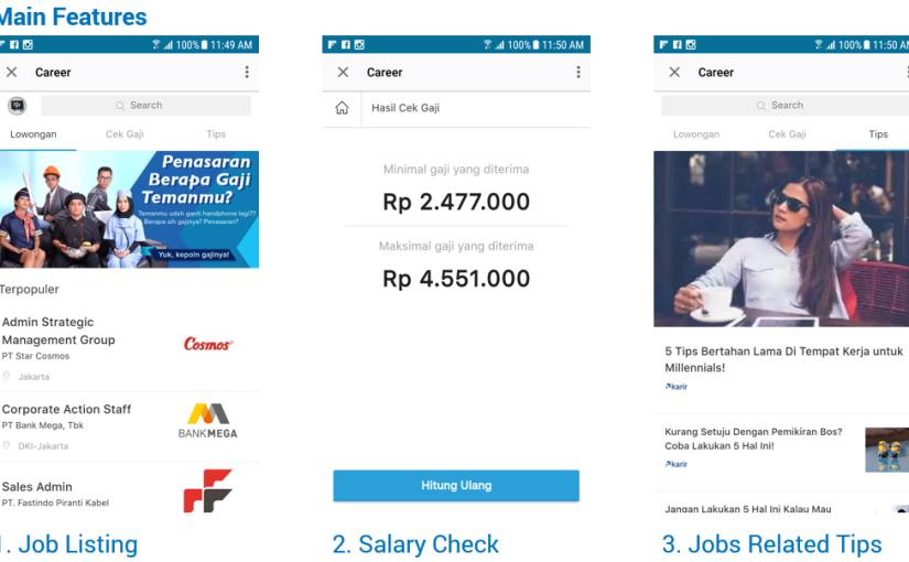 BBM Career Brings Job Listings, Salary Calculator to BBMMessenger