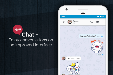 Update your BBM Messenger to the Latest Version for Refined Chat Screen and Bubbles, New Sticker Shop andMore!