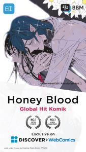Honey-Blood---Bulletin---WebComics