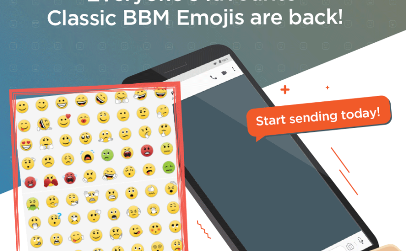 Update BBM Messenger Today for Improvements to Groups, Timeline—and Classic EmojiScreen