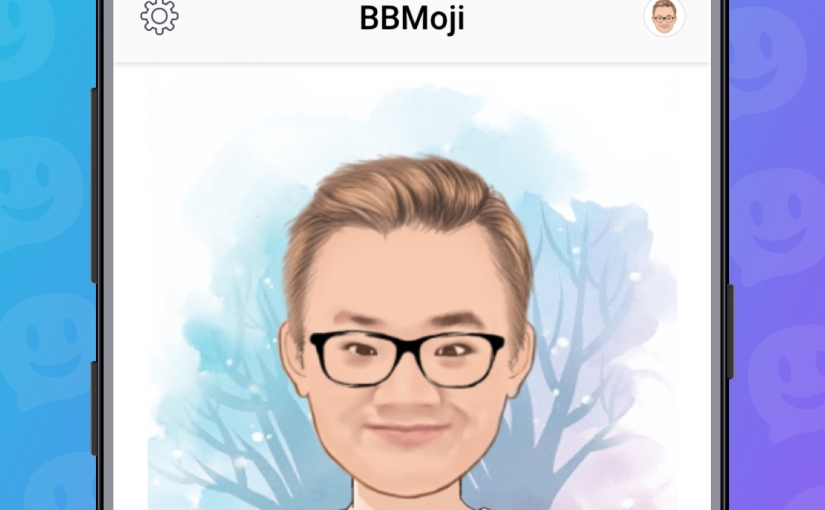 Create Animated Stickers of Your Face with New BBMoji, Plus Lots More in Latest BBMMessenger