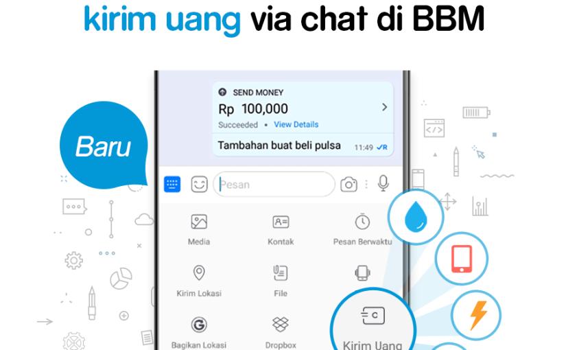 Kirim Uang Melalui Chat, Tab Terbaru DANA dan Fitur Eksklusif Lainnya untuk PenggunaIndonesia!