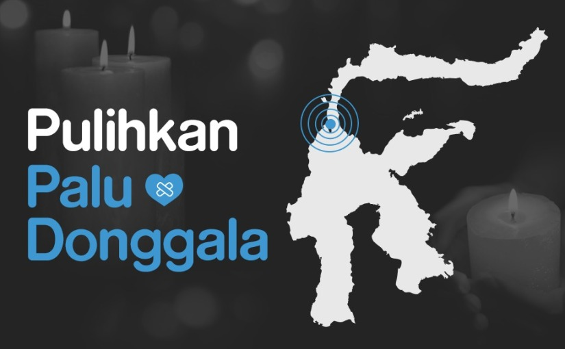 [Indonesian Only] BBM Launches Pulihkan Palu Donggala Donation Platform to Help Earthquake and Tsunami Victims